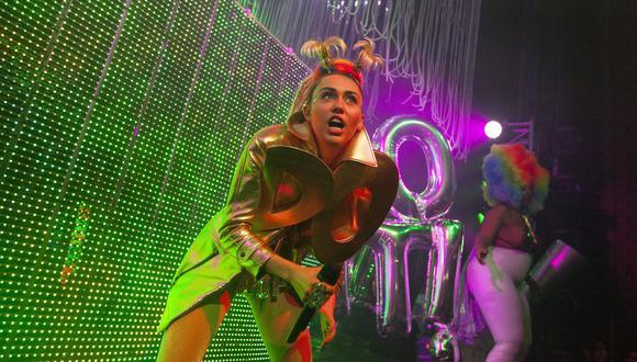 """Miley Cyrus será homenajeada en la última edición de los """"Teen Choice Awards"""""""