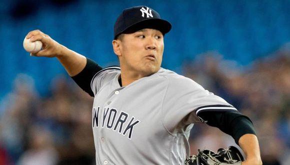 El terrible pelotazo en la cabeza que recibió jugador de béisbol en entrenamiento. (Foto: New York Yankees)