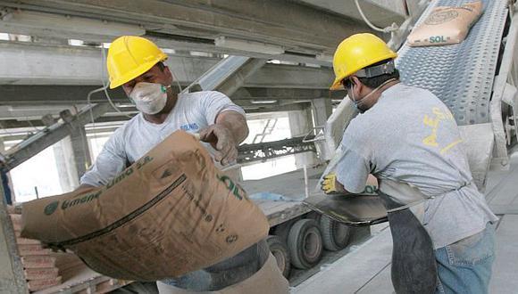 Despacho total de cemento bajó 0,51% en el primer bimestre