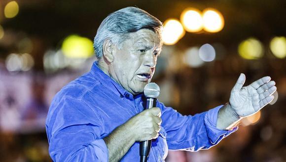 César Acuña no consignó ser titular de un inmueble en Camacho, en la hoja de vida que presentó al Jurado Electoral Especial. (Foto: Grupo El Comercio)