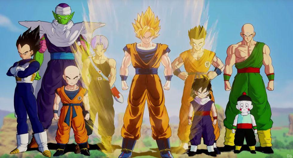Dragon Ball Z: Kakarot. (Captura de pantalla)