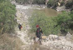 Huancavelica: familia sigue desaparecida tras caída de auto al río Mantaro