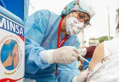 Más de 300 mil personas de comunidades indígenas de 11 regiones serán inmunizados con dosis de Sinopharm