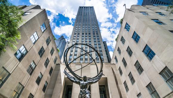 El Rockefeller Center es uno de los edificios que te permite rastrear la aplicación ArchiMap. (Foto: Shutterstock)
