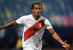 Perú vs. Chile: ¿Quién podría reemplazar a André Carrillo en el primer partido de octubre?