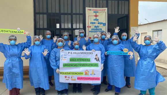 Miles de héroes anónimos se encuentran en la primera línea de batalla en la lucha contra el coronavirus exponiendo sus vida para garantizar la seguridad y bienestar de todos los peruanos. (Foto: Samantha Rubio Rotondo)