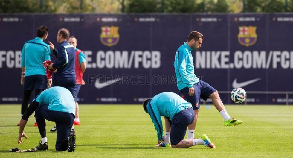 Real Madrid-Barcelona: la última práctica pensando en la final - 7