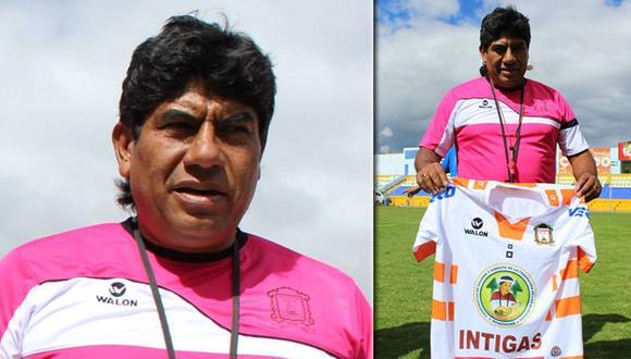 Ayacucho FC: Fredy García fue presentado como nuevo técnico