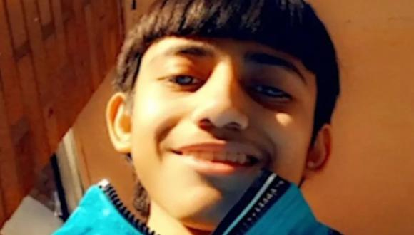 Imagen de Adam Toledo, el niño de 13 años fue baleado por la policía en el barrio La Villita de Chicago en una persecución. (Facebook / Gabriel's Tree: A Tribute to Abused, Missing and Murdered Children)
