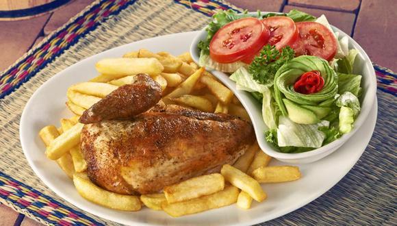 Pollo a la brasa. (Foto: El Comercio)