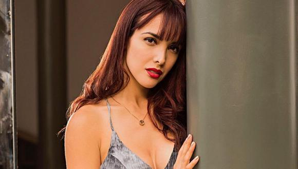 Rosángela Espinoza pide disculpas al público por discusión con Rebeca Escribens. (Foto: Instagram / @rosangelaslo).