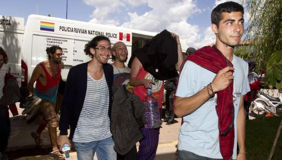 Fiesta en Sacsayhuamán: Denunciarán a 7 israelíes y 2 peruanos