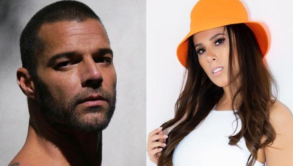 """Ricky Martin le da """"me gusta"""" a foto donde se promociona nuevo tema de Yahaira Plasencia. (Foto: @ricky_martin/@yahairaplasencia)"""