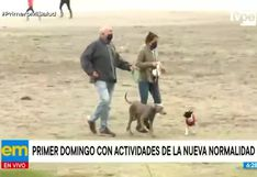 Coronavirus en Perú: así vivió la capital el primer domingo de la nueva normalidad