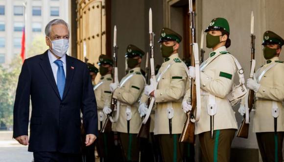 El presidente de Chile, Sebastián Piñera, decidió impugnar ante el Tribunal Constitucional un tercer retiro de los fondos de pensiones que se está tramitando en el Parlamento. (Foto: AGENCIA MAKRO)