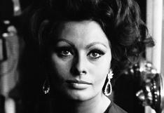 Sophia Loren cumple 86 años: un elogio a la diva que posó en el cine con las axilas sin depilar