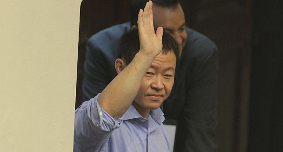 Kenji Fujimori: 44% cree que prepara candidatura presidencial