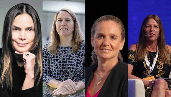 Destacadas profesionales dan su visión en torno a la desigualdad de género en las empresas.
