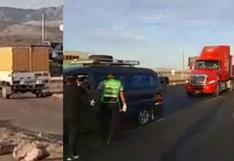 Ica: Detienen a 20 personas escondidas en camioneta que burlaban estado de emergencia