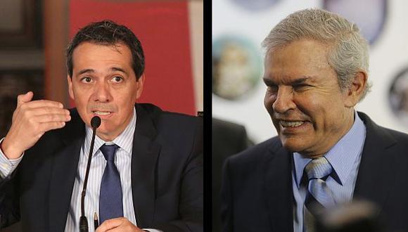 Segura canceló cita internacional para dialogar con Castañeda