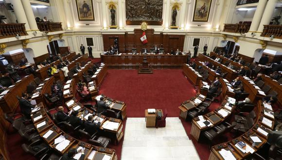 La Junta de Portavoces acordó hoy que el pleno vuelva a votar el pedido de desafuero de los congresistas Kenji Fujimori, Guillermo Bocángel y Bienvenido Ramírez. (Archivo El Comercio)
