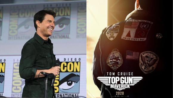 Top Gun:Maverick (Foto: Instagram)