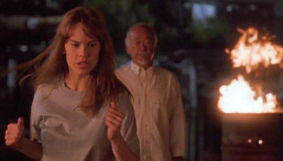 """Muchos fanáticos de """"Cobra Kai"""" se preguntan por qué Julie Pierce no ha aparecido aún en la serie. Esto piensan dos de sus protagonistas (Foto: Sony Pictures)"""
