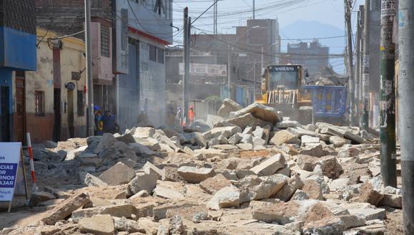 La Municipalidad de La Victoria cuenta con un presupuesto para obras de S/34,8 millones, según el MEF. (Foto: MLV)