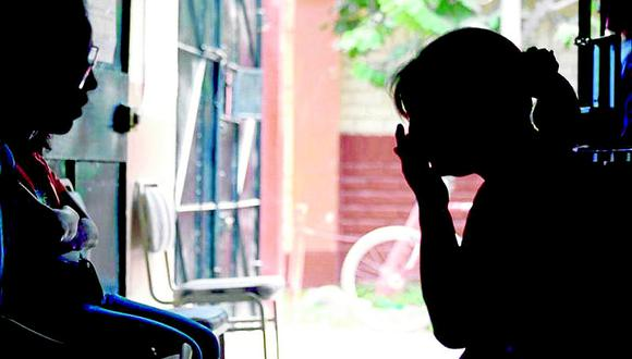 De todas las violaciones atendidas en nueve meses, en el 66% de los casos (2.047) la víctima fue una niña, niño o adolescente. (Archivo)