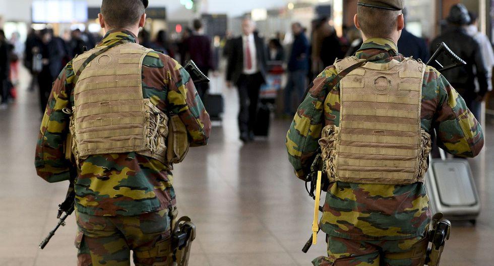Bélgica: Detienen a sospechoso de intentar ataque a embajada de Estados Unidos. (Foto referencial, AFP).