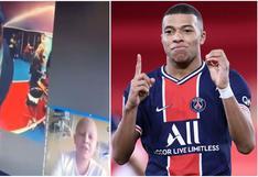 Kylian Mbappé: su conmovedor gesto con un adolescente peruano hospitalizado   VIDEO