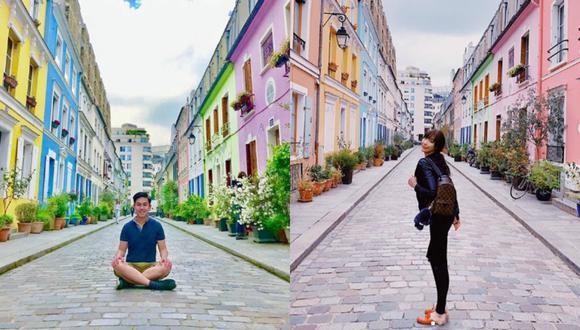 Vivir en una de las calles favoritas de Instagram se ha convertido en una pesadilla para sus residentes. (Foto: Instagram/itslaurenchiang y tobye)