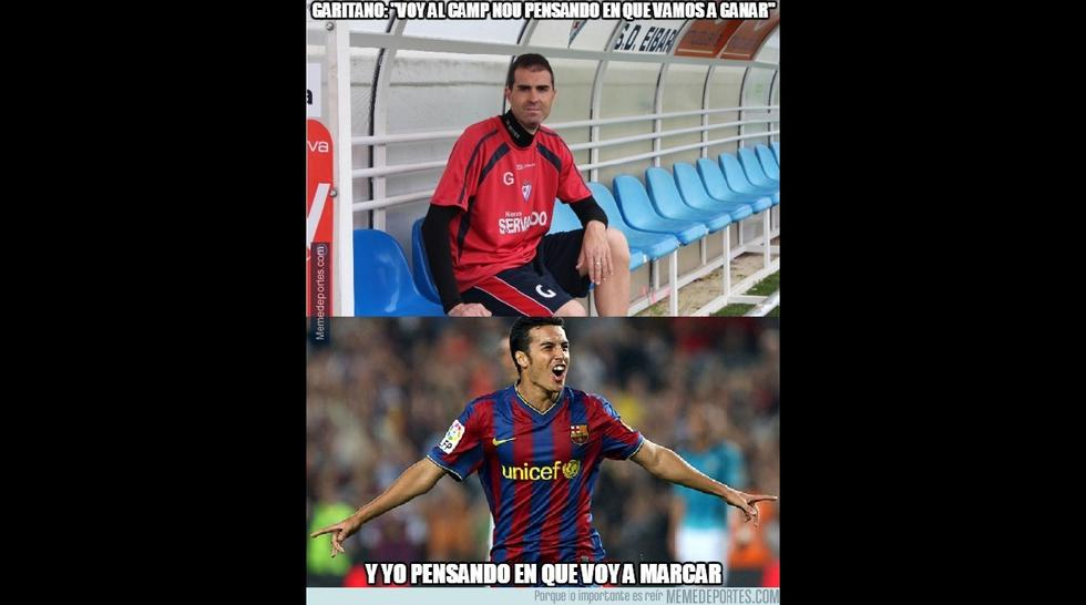 Los memes del Barcelona sobre Messi y el partido ante el Madrid - 9