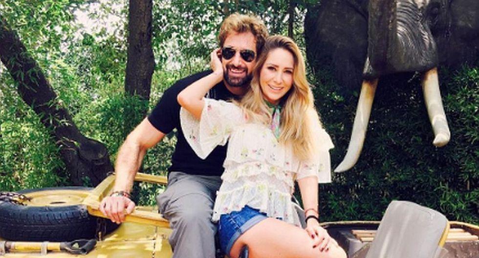 Gabriel Soto y Geraldine Bazán terminaron su relación de más de 10 años y el nombre de Irina Baeva siempre sonó. (Foto: Instragram)