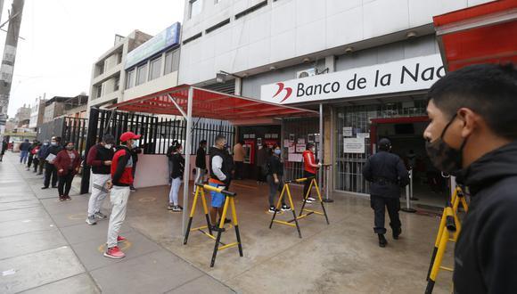 El bono universal será repartido a todos aquellos hogares que se hayan visto beneficiados con alguno de los subsidios entregados por el Estado. (Foto: Violeta Ayasta / GEC)