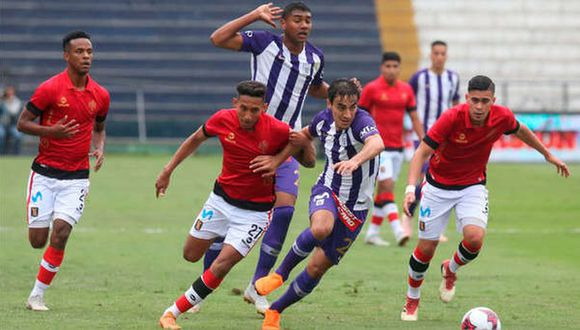 Alianza Lima y Melgar podrían disputar hasta tres compromisos si se dan los siguientes resultados. Ambos clubes se verán las caras en las semifinales del Torneo Descentralizado 2018 (Foto: USI)
