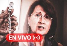 Vacunagate Perú EN VIVO: últimas noticias sobre los funcionarios que recibieron la vacuna de Sinopharm