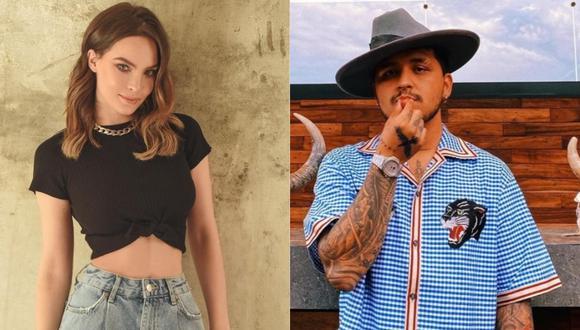 Belinda y Christian Nodal siguen manifestando su amor en redes sociales. (Instagram: @nodal/@belindapop)
