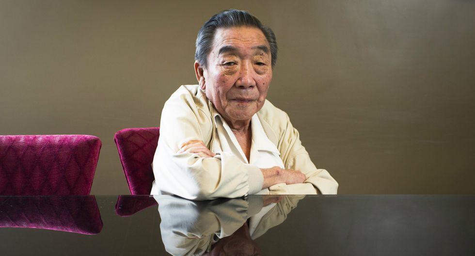 Humberto Sato Tomita cumplió 78 años el pasado 1 de enero. Le gustaba el vodka, era fiestero. Celebró la vida y compartió su saber culinario con todos los cocineros. (Foto: El Comercio)