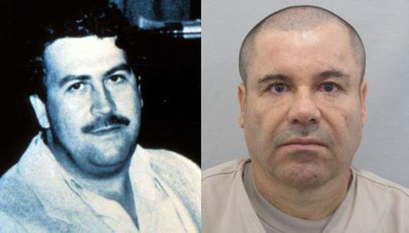 ¿'El Chapo' Guzmán superó el modelo mafioso de Pablo Escobar?