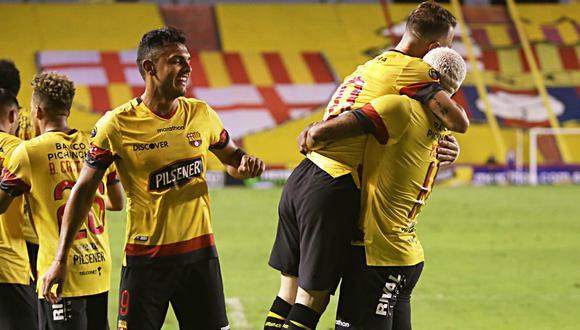 Barcelona SC venció 1-0 a Universidad Católica y en el duelo por la Liga Pro de Ecuador | Foto: @BarcelonaSC