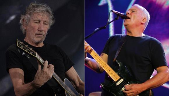 Roger Waters acusó a su excompañero de Pink Floyd de no permitirle usar la página web y las redes sociales de la banda. (Foto: AFP)