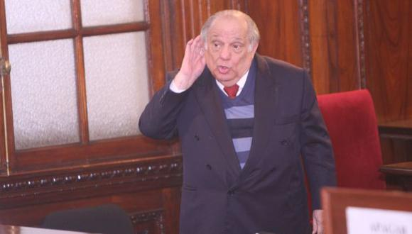 Alberto Químper declarará hoy por el Caso 'Petroaudios'