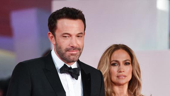 Ben Affleck y Jennifer Lopez son la pareja del momento. (Foto: AFP)
