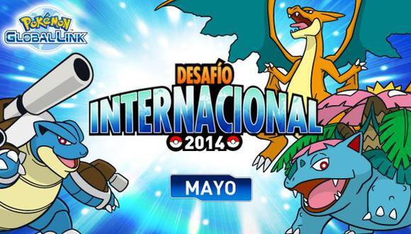 Se anuncia el torneo internacional de Pokemón X/Y
