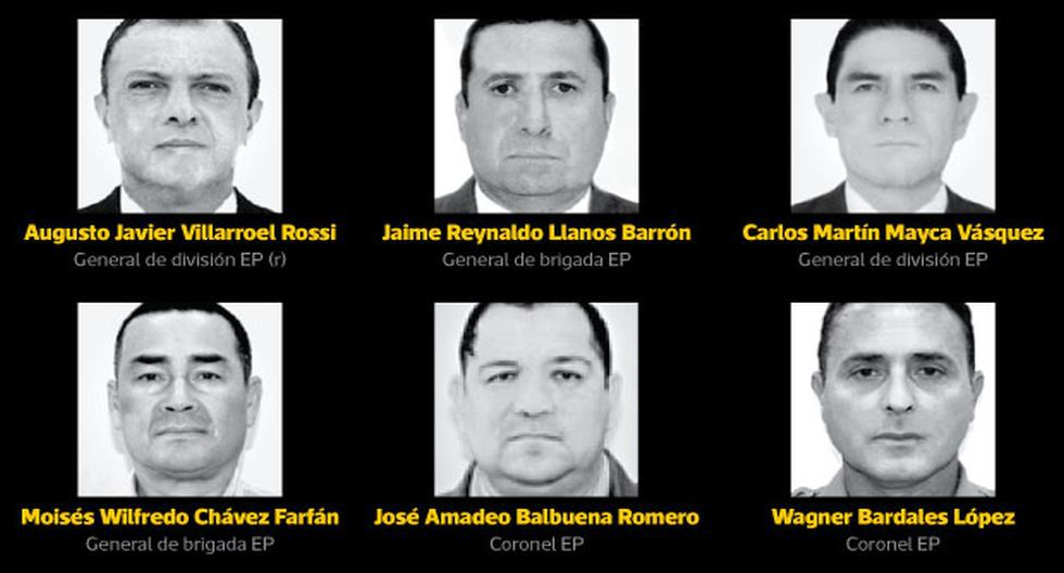 Los agentes pertenecerían a la organización criminal conocida como 'Los capos del diésel'
