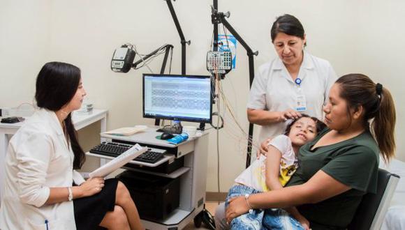Moderno equipo para diagnóstico de epilepsia llega a Perú