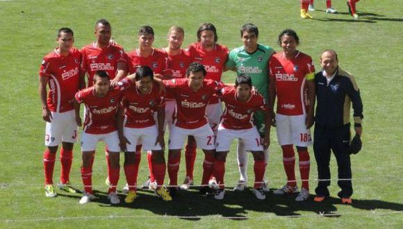 Cienciano venció 2-0 a César Vallejo en Cusco por el Apertura