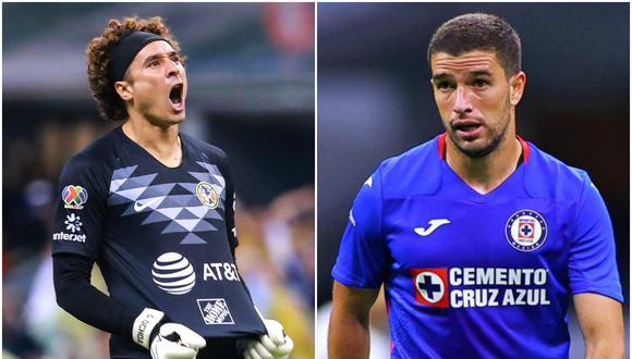 """Ignacio Rivero calentó la previa del América vs. Cruz Azul: """"Lo que diga 'Memo' Ochoa no no importa"""""""