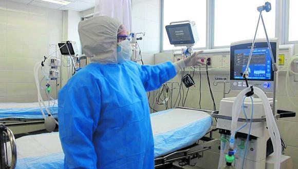 La empresa encargada del traslado e instalación brindo la capacitación al personal para su correcto funcionamiento. (Foto: GEC/referencial)